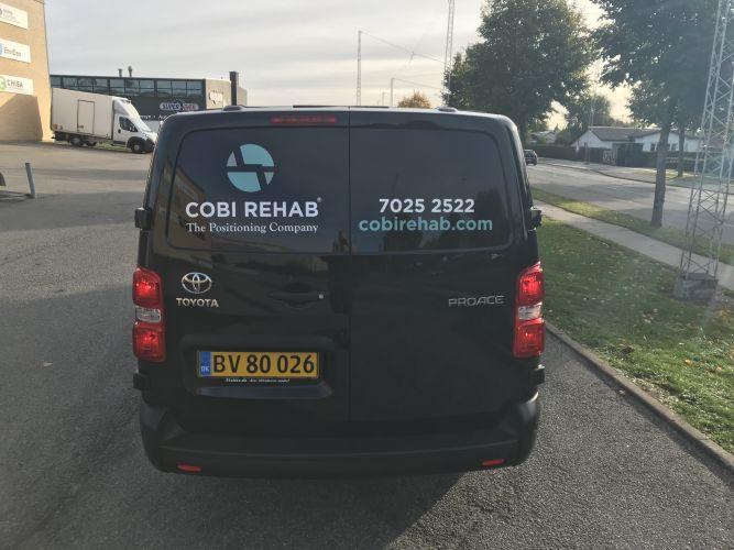 Bildekorationer - Cobi Rehab bagende